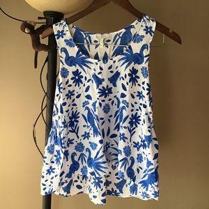 Luxury Joie 100% silk blouse